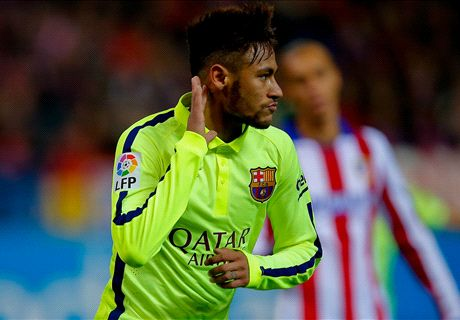 'Neymar not falling into rival traps'