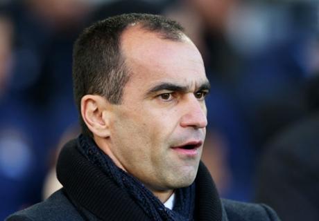 Martinez wants Everton to push on