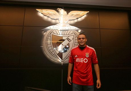 Benfica tiene a su Luis Suárez