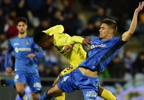 Villarreal Permalukan Getafe