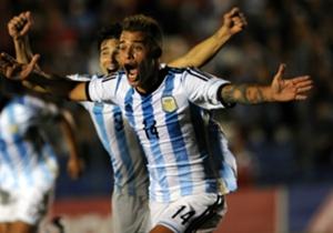 Argentina jugó mal, pero Lucio Compagnucci salvó un punto.