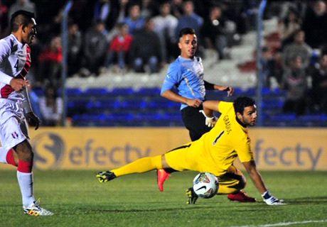 Uruguay también es puntero del Sub 20