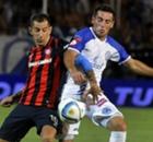 Caruzzo, debut, gol y triunfo