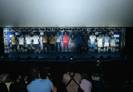 Avaí lança novos uniformes para 2015