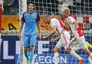 Vitesse moest al 150 tegentreffers incasseren van Ajax in de Eredivisie; minstens 42 meer dan van elk ander team.