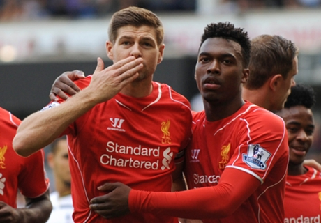 Sturridge: Gerrard will be Liverpool boss