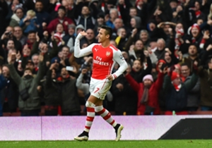 ARSENAL | Wenger on... Alexis Sanchez's fitness: