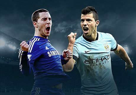 LIVE: Chelsea 0-0 Manchester City