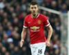 Injured Carrick sidelined for four weeks