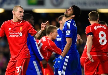 Diego Costa Dihukum Tiga Laga