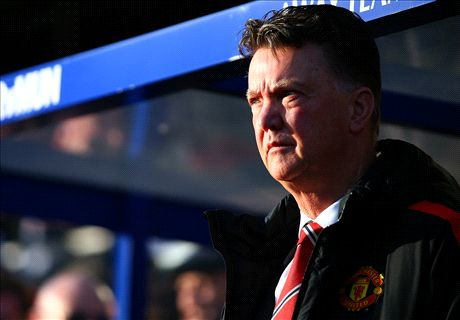 Van Gaal: No more Man Utd signings