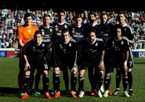 31/01/2015 – Real Madrid de James Rodríguez recibirá a la Real Sociedad en la vigesimoprimera jornada de la Liga BBVA.