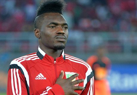 Congo star Thievy Bifouma leading famous run