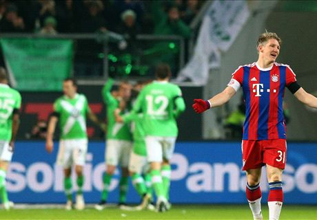 Player Ratings: Wolfsburg 4-1 Bayern