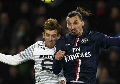 Ibrahimovic blasts 'caviar-eating' PSG fans