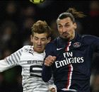 Ibrahimovic blasts 'caviar-eating' PSG fans