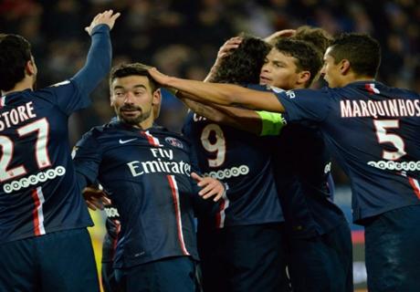 PSG verslaat taai Rennes