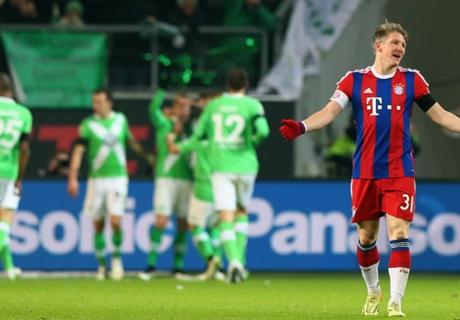 Le Bayern prend une claque