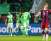 Wolfsburg Bayern Munchen Bundesliga 30012015