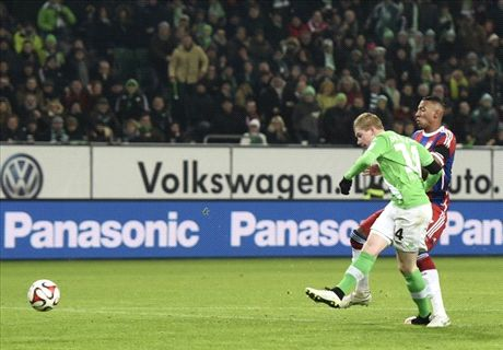 Bayern plunge to stunning defeat