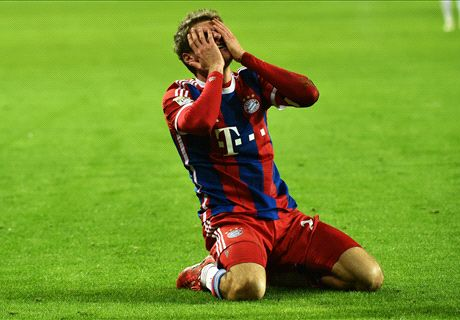 Bayern latest to fall foul of 'Gulf curse'