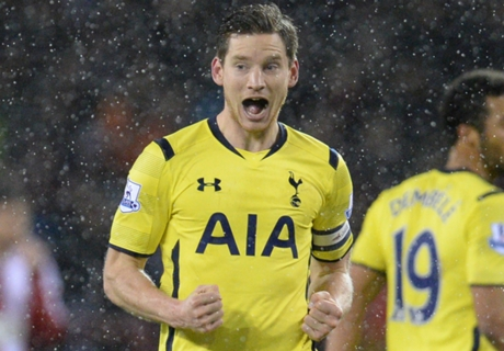 Vertonghen excited by Spurs' form