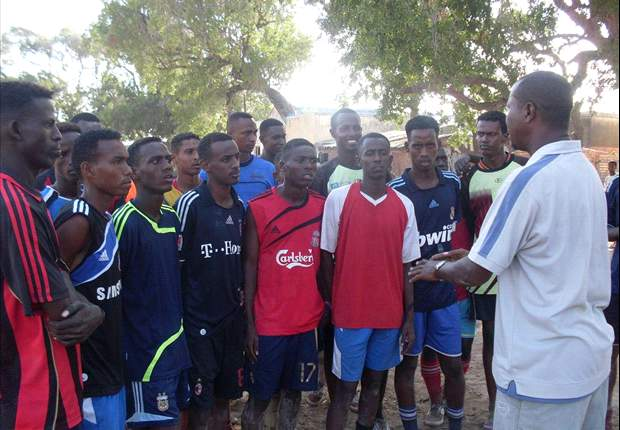 Football United: 'Put Down The Gun, Pick Up The Ball' - Football Gives Hope To Somalia's Child Soldiers