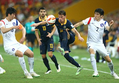 [문자중계] 한국 vs 호주 - 아시안컵 결승