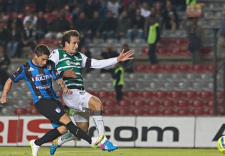 Liga Mx: Querétaro 0-1 Santos