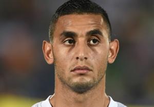 Algeria's Faouzi Ghoulam
