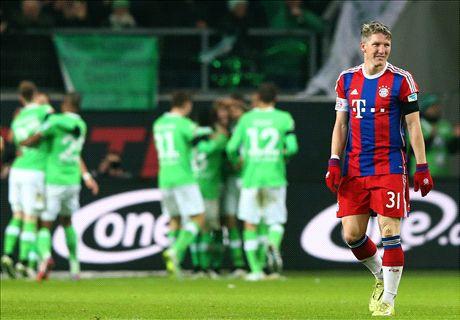 Guardiola: We couldn't handle Wolfsburg
