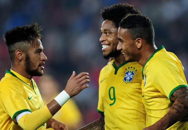 Em ano de Copa América, o Brasil continua atrás das sul-americanas Argentina e Colômbia