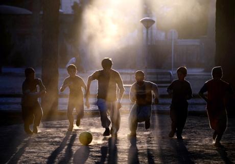 21 belles photos de foot en janvier 2015
