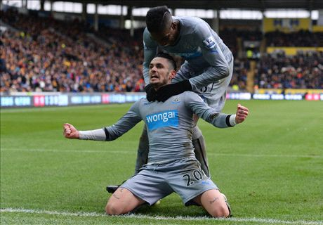 Player Ratings: Hull 0-3 Newcastle