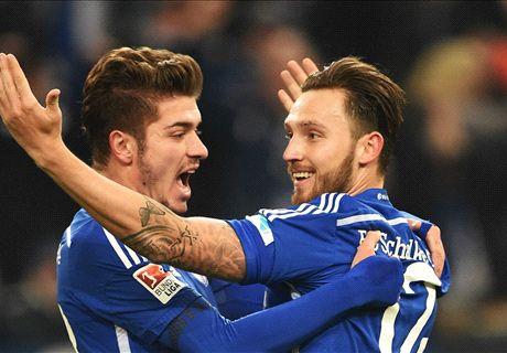 Résumé de match, Schalke 04-Hanovre (1-0)