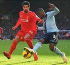 LIVE: Liverpool 2-0 West Ham