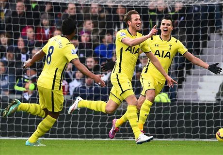 LIVE: West Brom 0-3 Tottenham