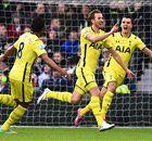LIVE: West Brom 0-2 Tottenham