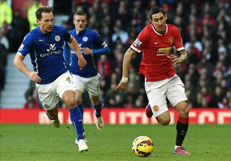 LIVE: Manchester United 2-0 Leicester