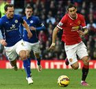 LIVE: Manchester United 3-1 Leicester