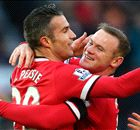 Van Persie & Falcao fire Man Utd to victory