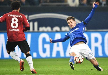Schalke rettet Führung ins Ziel