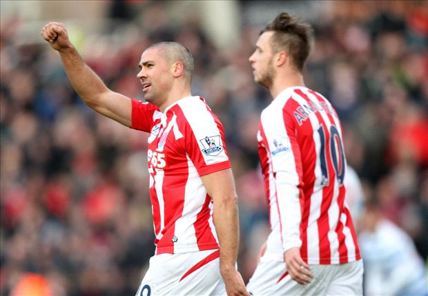 Stoke City 3-1 QPR: Walters hat-trick piles pressure on Redknapp