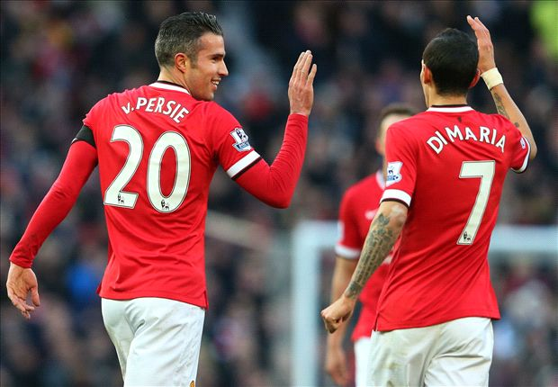 Manchester United 3-1 Leicester City: Falcao & Van Persie on target