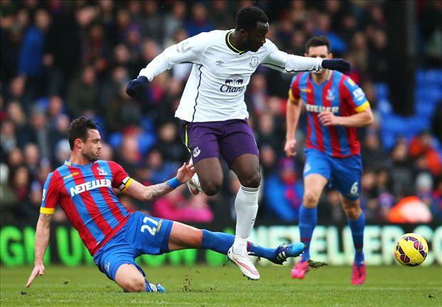 Crystal Palace 0–1 Everton: Lukaku punctures Pardew's momentum