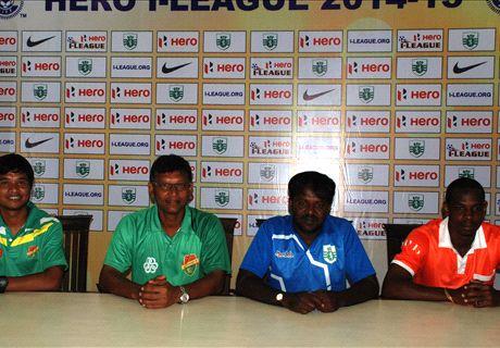 LIVE: Sporting Clube de Goa - Salgaocar FC