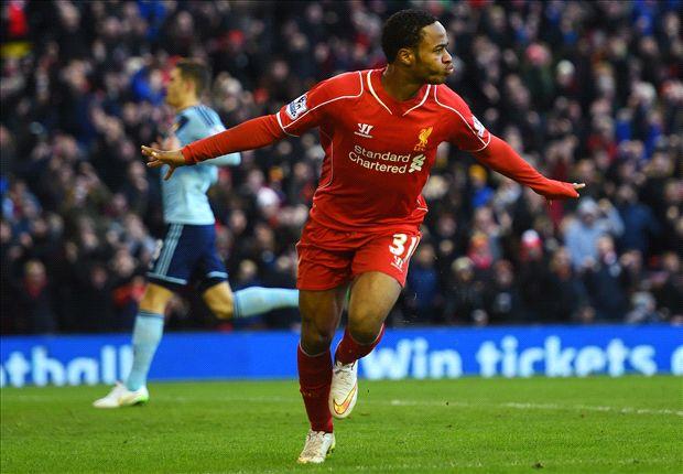 Liverpool 2-0 West Ham: Sterling y Sturridge firman la victoria
