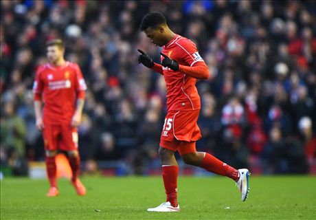 Sturridge strikes in Liverpool win