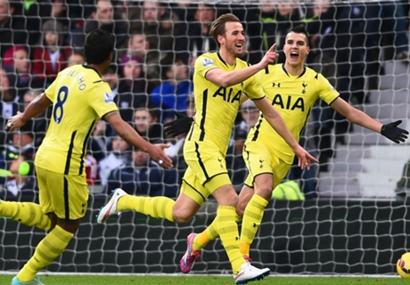 West Brom 0-3 Tottenham: Kane double