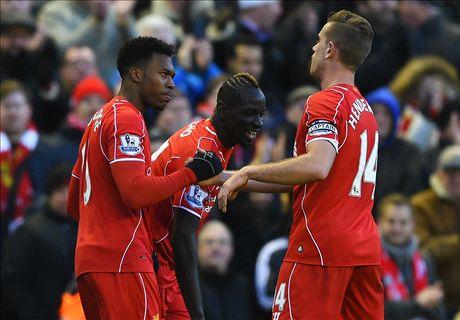 Match Report: Liverpool 2-0 West Ham